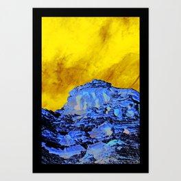 Earth! Art Print