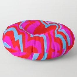 swollen figure Floor Pillow