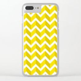 ERIN ((bumblebee)) Clear iPhone Case