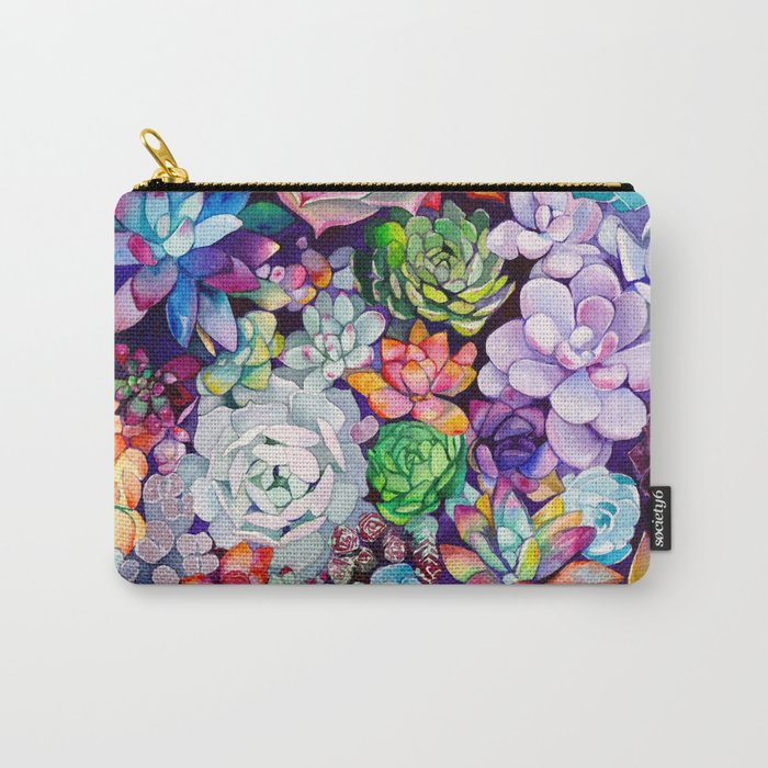 Succulent Garden Tasche