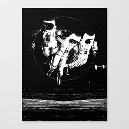 Frost Design Studio - Space Suiter Canvas Print