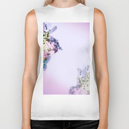 Lily of the Valley Biker Tank