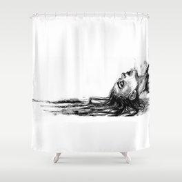 Tread Shower Curtain