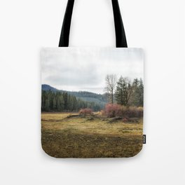 Fish Lake - Oregon Tote Bag