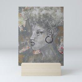 You Grow Mini Art Print