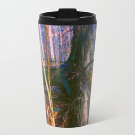 We are feeling creatures that think Travel Mug