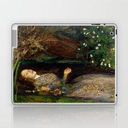 Ophelia - John Everett Millais Laptop & iPad Skin