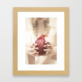 Take It Framed Art Print