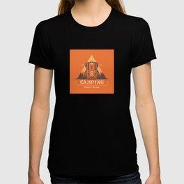 Camping Tippi T-shirt