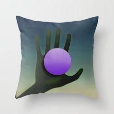 GEODETIC Nexus Throw Pillow