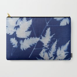 Cyanotype No. 2 Carry-All Pouch