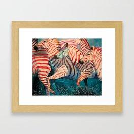 Best Wishes Framed Art Print