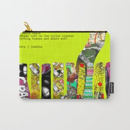Jx3 Poem - 3 Carry-All Pouch