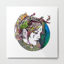 Sailor Jupiter Fanart  Metal Print