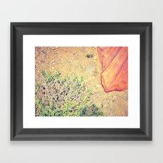 Desert Palace Framed Art Print