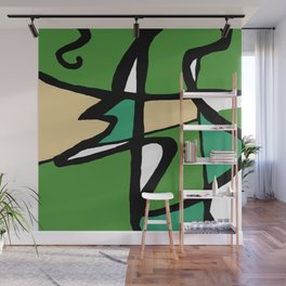 Abstract Painting Design - 8 Wall Mural