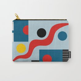 SWIMMERS IN WEIMAR Carry-All Pouch