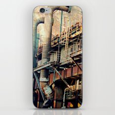 Pipe Dreams II  iPhone & iPod Skin