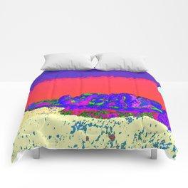 Sun mountains Comforters