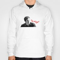 dexter Hoodies featuring Dexter by Crazy Thoom