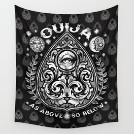 PLANCHETTE T-shirt Wall Tapestry