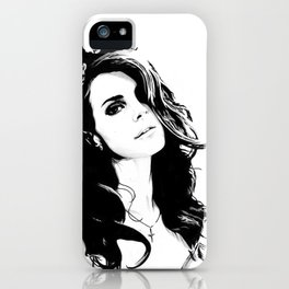 Brooklyn baby iPhone Case