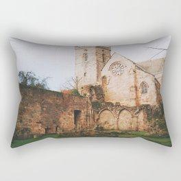 Culross Abbey II Rectangular Pillow