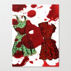 Susie homemaker  Canvas Print