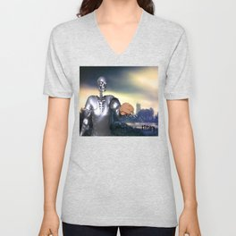 Hamlet Science-Fiction Unisex V-Neck