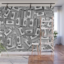 Tell Your Story Wall Mural