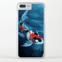 Dual Showa Clear iPhone Case