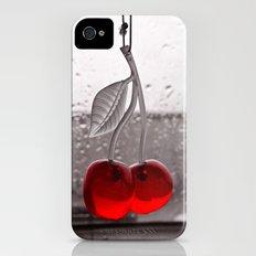 Very cherry Slim Case iPhone (4, 4s)