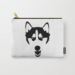 Husky Logo Carry-All Pouch