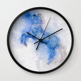 Magical Horse Wall Clock