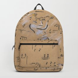Lost in the Music Backpack