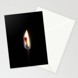 Flame of Fire Stationery Cards
