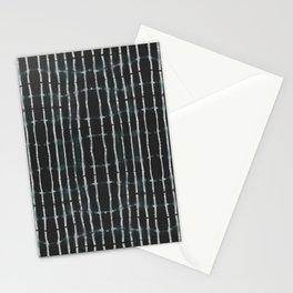 Black bamboo Stationery Cards
