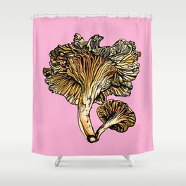 Chanterelle Shower Curtain