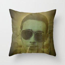 Doughboy Throw Pillow
