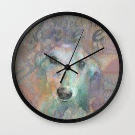 Winners run Free Wall Clock