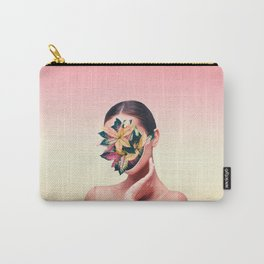 PLANT FACE Carry-All Pouch