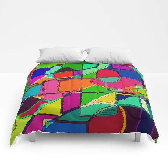 Ovaline Comforters