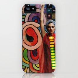 Light Spine iPhone Case