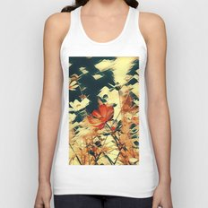 Cosmos in Abstract Unisex Tank Top