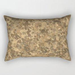 Hybrid Desert Camo Pattern Design Rectangular Pillow