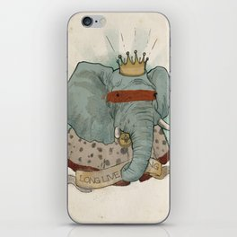 Ely the King iPhone Skin