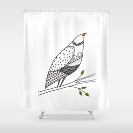 neville Shower Curtain
