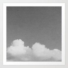 Changing Skies II Art Print