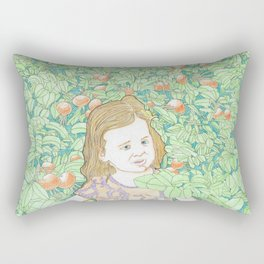 Orchard Grower Rectangular Pillow
