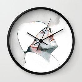 Nel vuoto Wall Clock